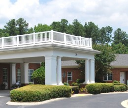 Woodland Terrace Retirement Community
