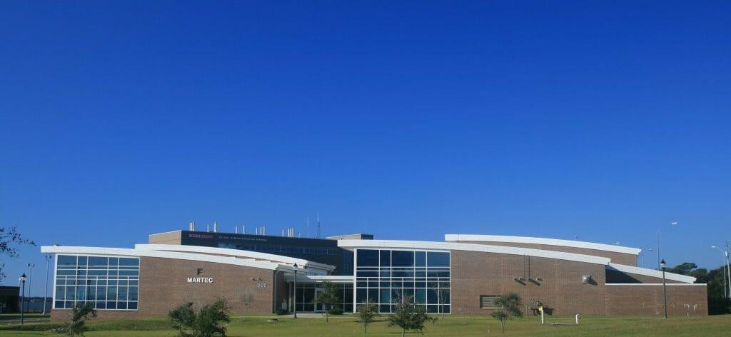 Carteret Community College construction project