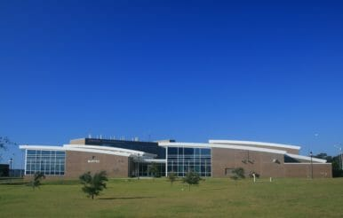Carteret Community College construction project