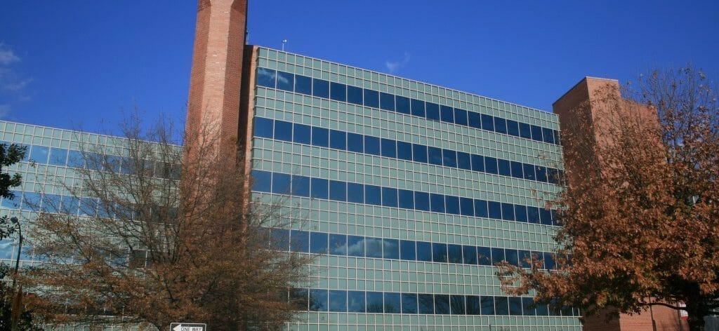 North Carolina State Jordan Hall exterior