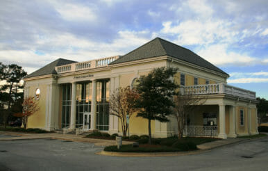 First Citizens Bank construction in Morehead City