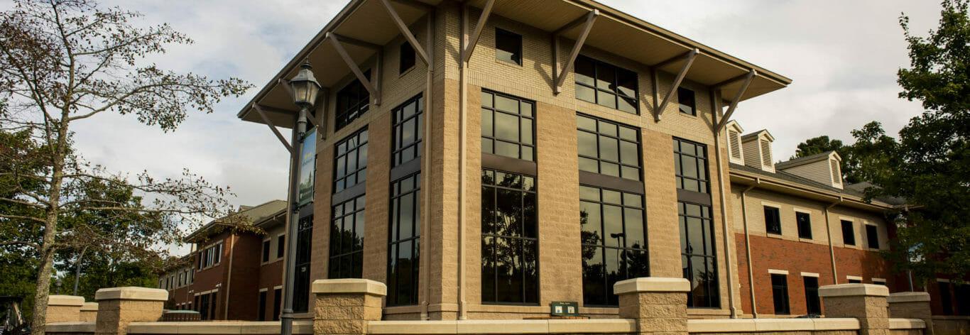J.M. Thompson Ravenscroft Schools construction project