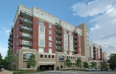 J.M. Thompson Paramount Luxury Condominiums construction project