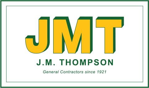 J.M. Thompson General Contractors since 1921