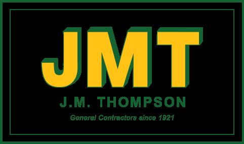 J.M. Thompson General Contractors since 1921