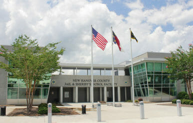 New Hanover County Jail Facility