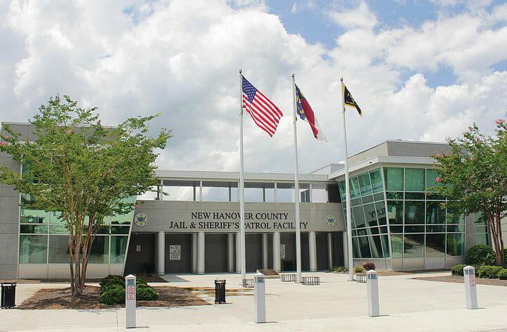 New Hanover County Jail Facility